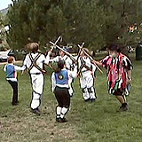 Videos of the Maroon Bells Morris Dancers during the Breathless in Berthoud 5th Aniversary Ale