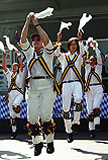 Album of the Maroon Bells Morris Dancers at the Larimer Street Oktoberfest in Denver, CO