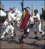 Album of the Maroon Bells Morris Dancers at the Larimer Square Oktoberfest in Denver, CO